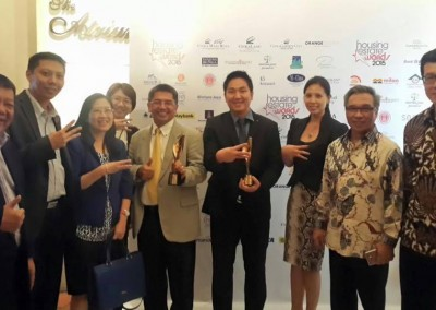 Ciputra - Housing Estate Award 2015