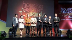 Housing Estate Award 2015