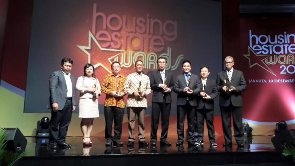 CitraGarden Malang meraih Penghargaan The Most Favoured Housing Project