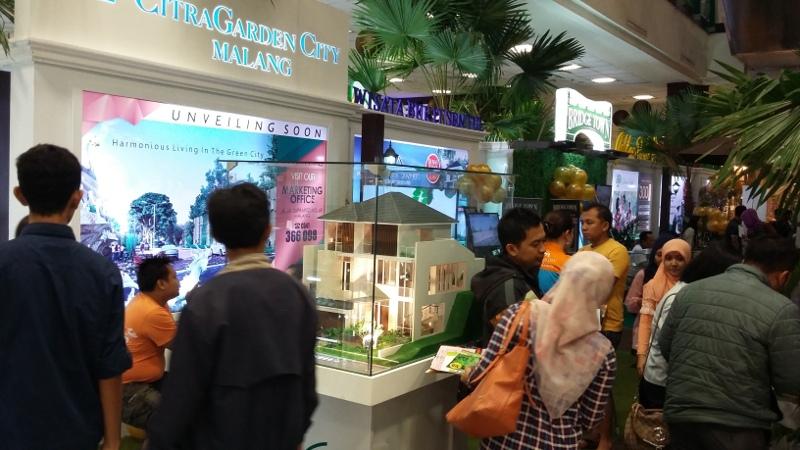 Citra Garden City Hadir di Pameran Perumahan Malang Kota