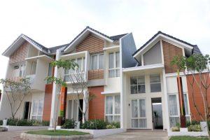 CitraGarden City Malang, rumah contoh GreenHill cluster
