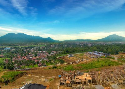 Citra Garden City Malang View
