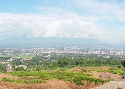 View kota Malang dari Marketing Point