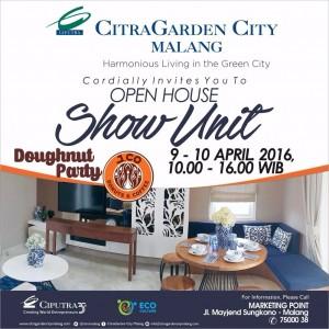 Open House Show Unit CGCM