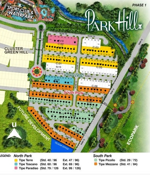 siteplan-parkhill