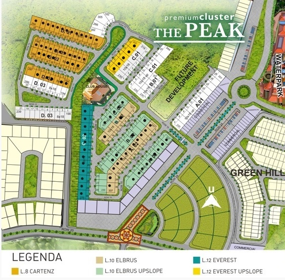siteplan-the-peak