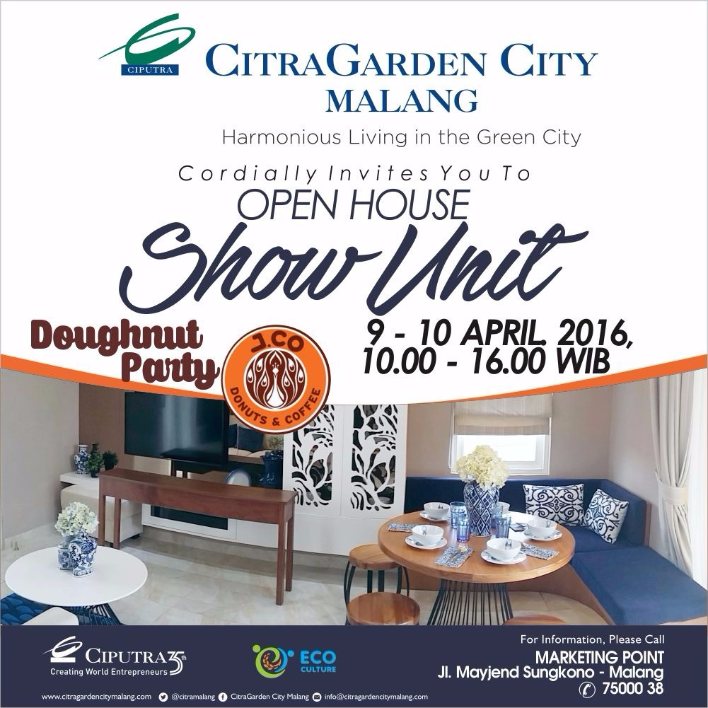 Open House Show Unit CGCM
